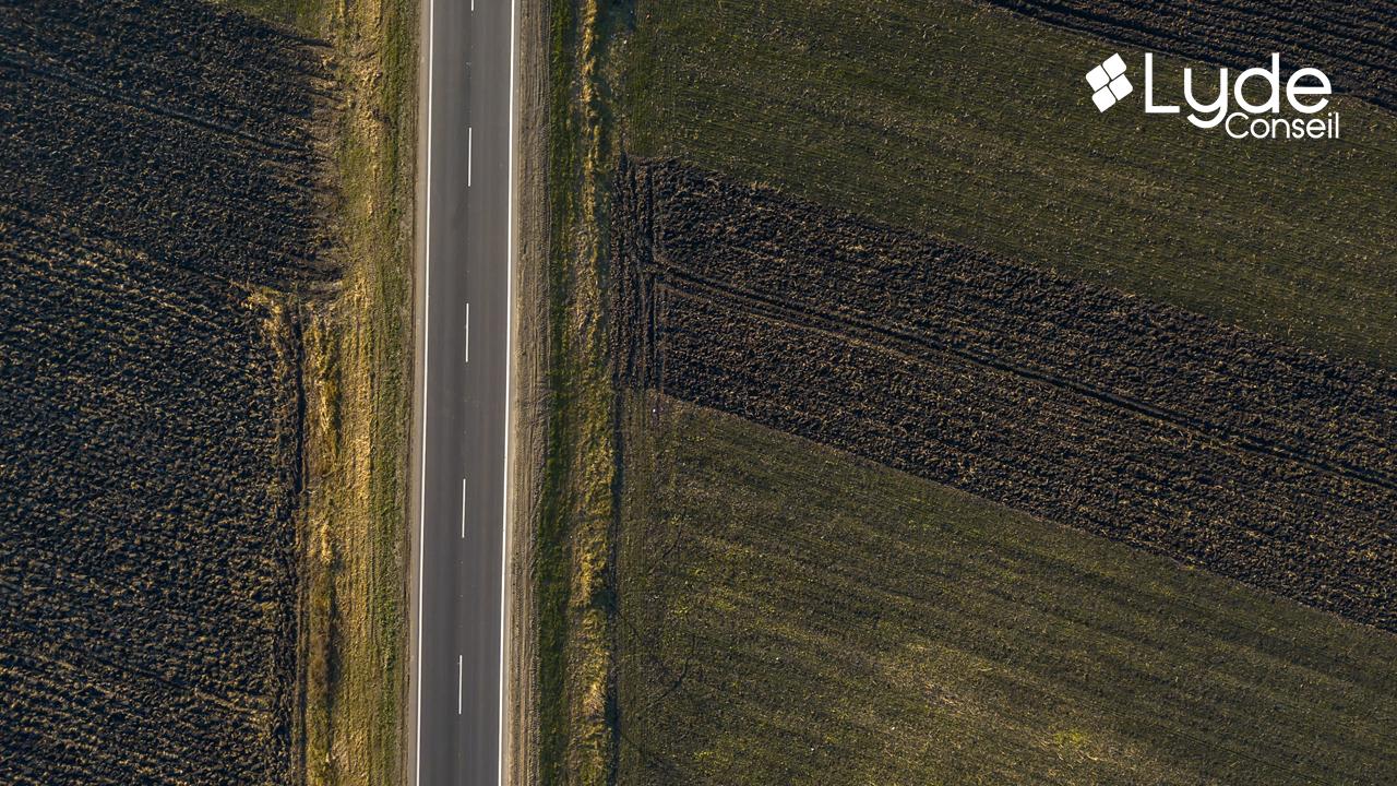 Route sans barrière de péage