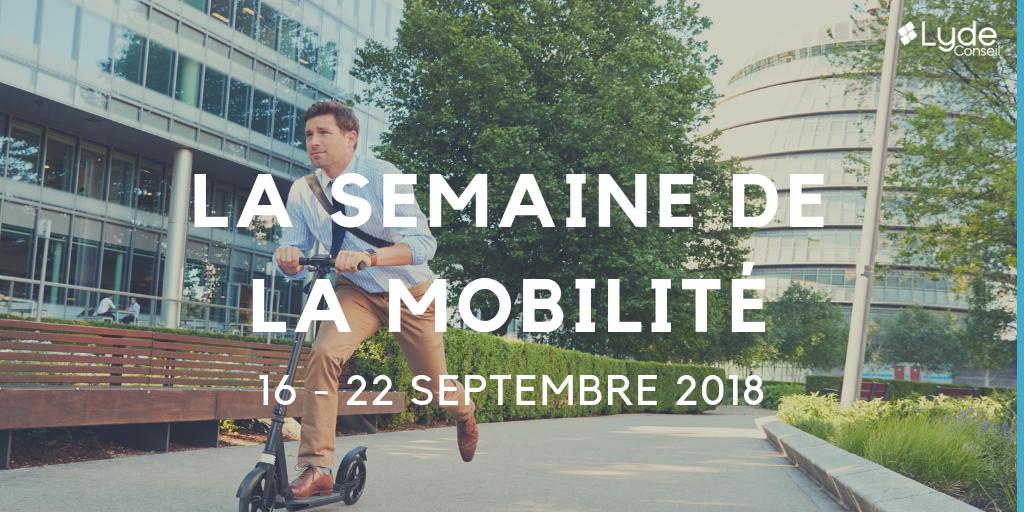 La semaine Européenne de la Mobilité « Mix and Move ! »