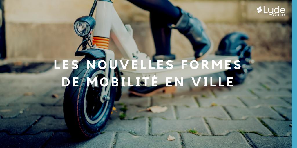 La mobilité en ville